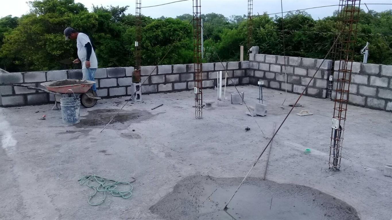 Tes56 RoofDeckPoured yBlockWall Aug10 2017 A Medium